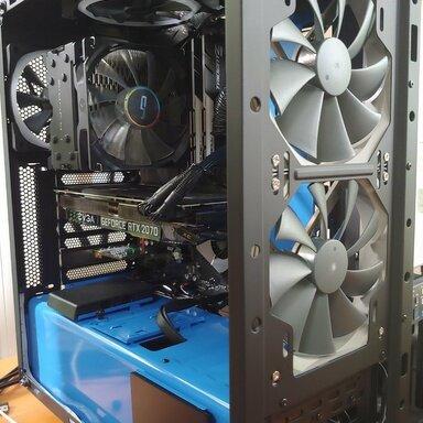 Intel I7 8700k Cooling | Tom's Hardware Forum